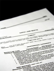 Resume Distribution For Your Job Search